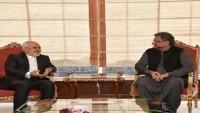 Cevad Zarif, Pakistan Başbakanı ile görüştü