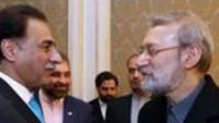 Laricani: İran ve Pakistan dirayetle teröristlerin yarattığı sorunlar karşısında direndi