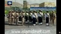 Video: İran İslam Cumhuriyeti Polisleri Hep Bir Ağızdan Kur'an-ı Kerim Okuyor