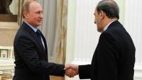 Ali Ekber Velayeti, İmam Hamanei'nin Mesajını İletmek İçin Rusya'ya Gitti