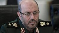 İran savunma bakanı: Amerikalılar İran İslam inkılabı'na karşı düşmanlığı birçok kez sergilediler