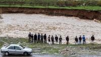 İran'da Meydana Gelen Sellerden Dolayı 11 Kişi Hayatını Kaybetti