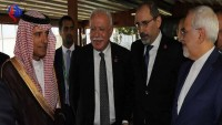 İran dışişleri bakanı Zarif ile Suudi mevkidaşı el-Cubeyr bir araya geldi