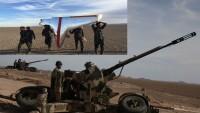 İran İslam Cumhuriyeti Ordusu Yerli İmkanlarla Üretilen Serac Hava Savunma Topçu Sistemi'ni Başarıyla Denedi
