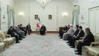 Hasan Ruhani: Katar'a uygulanan ablukayı yanlış buluyoruz