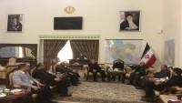 İbadi'nin üst düzey danışmanı İran büyükelçisiyle görüştü