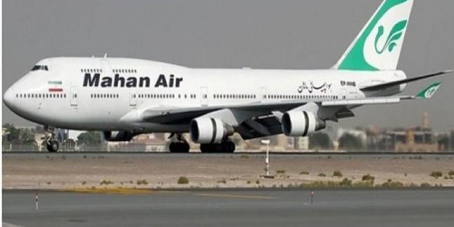 İran ve Venezuela arasında direkt uçak seferleri başladı