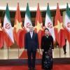 İran Meclis Başkanı Laricani: Batılı Ülkeler Silah Satmak İçin Bölgede Savaş İstiyor