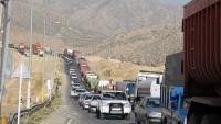 İranlı tırcılar güvenlik nedeniyle Türkiye'ye girmek istemiyor