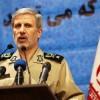 İran savunma bakanı: İran'ın savunma gücü Amerika'nın gözüne battı