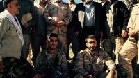 İranlı bakan asker elbisesi giyip Kandil dağlarına çıktı