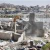 Siyonist İsrail Rejimi,  On Binlerce Evin Yıkılmasına Yol Açacak Planı Kabul Etti