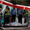 Otobüs durağı eylemi siyonistleri sinir krizine soktu