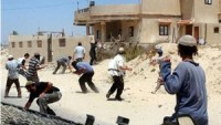 Cenin'de Filistinlilerle Siyonist yerleşimciler çatıştı