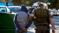 Siyonist İsrail Güçleri Bu Sabah Batı Yaka'da 13 Filistinliyi Gözaltına Aldı