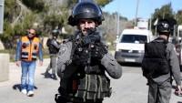 İsrail askerlerinin açtığı ateş sonucu iki Filistinli yaralandı
