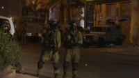 İşgalci İsrail Askerleri 15 Filistinliyi Tutukladı