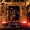 Siyonist İsrail Güçleri Dün Gece Sabaha Doğru 14 Kişiyi Yaraladı ve 9 Kişiyi Tutukladı