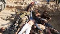 El-Anbar'da IŞİD elebaşları cehenneme gönderildi