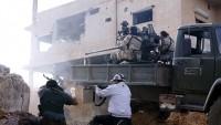 Suriye'de it dalaşı: 24 IŞİD, 30 ÖSO teröristi öldü