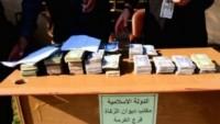 IŞİD teröristleri parayı görünce cihadlarını(!) bitiriyorlar