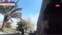 Video: Kafasına Kamera Yerleştiren IŞİD'linin Öldürülme Anı