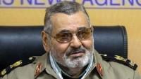 General Firuzabadi: Teröristler Suriye'de olduğu ve Suriye devleti talep ettiği sürece, Suriye'de varlığımız sürecek