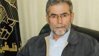 İslami Cihad Genel Sekreteri: Filistin'e Dönmenin Tek Yolu Mücadele Ve Direniştir