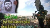 İslami Cihad: Şeyh Hıdır Adnan'ın Şehid Olması Halinde Ateşkesi Bitiririz