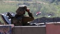 Siyonist İsrail ordusu, Suriye sınır bölgelerini bombaladı