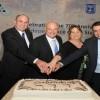 Suudi ve Bahreyn büyükelçileri siyonist rejim İsrail'in kuruluşu merasimine katıldılar