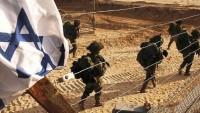 Siyonist İsrail baskınında bir Filistinli yaralandı