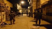 Filistin'de İşgal Güçleri Baskın Yaptığı İş Yerine Zarar Verdi