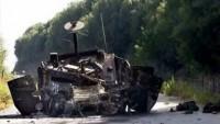 Foto: Hizbullah'ın Saldırı Düzenlediği Siyonist İsrail Askerlerine Ait 3 Jipten Biri