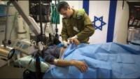 Siyonist İsrail, Suriye'de Yaralanan 1600 Teröristi Tedavi Etti