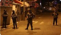 Siyonist İsrail Polisi, Doğu Kudüs'te İki Siyonisti Bıçaklayan Genci Yakaladı