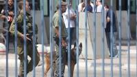 Siyonist İsrail güçleri 5 Filistinliyi yaraladı