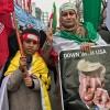 İran halkından Trump'a yanıt