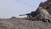 Cizan'da 2 Suud Askeri Kanas Silahıyla Vuruldu