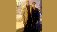 Tümgeneral Kasım Süleymeni'den IKBY'nde süpriz görüşme