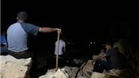 Siyonistler Kasra ve Calut Köylerine Saldırı Girişiminde Bulundu