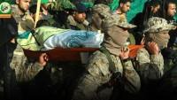 El-Kassam Tugaylarına Mensup Mücahit Tünel Çökmesi Sonucu Şehit Oldu
