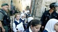 İşgal Güçleri Yabed Beldesindeki İzzeddin El-Kassam Okulu'na Baskın Düzenledi