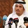 Al Sani: Krizin çözümü için diyaloğa hazırız