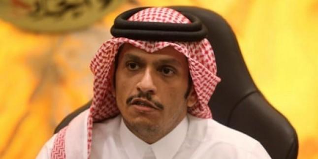 Katar Dışişleri Bakanı:İran bölgenin bir parçasıdır, teamül şart