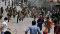 Keşmir'deki gösterilerde 106 sivil öldürüldü