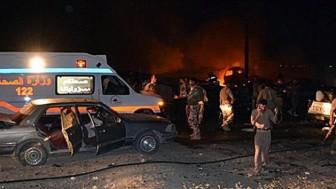 Kerkük Kentinin Farklı Bölgelerinde Meydana Gelen 7 Patlamada 3 Kişinin Öldü