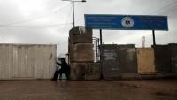 Korsan İsrail Gazze'nin tek ticari kapısını kapattı