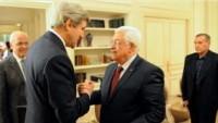 ABD Dışişleri Bakanı Kerry İntifadayı Bastırmak İçin Bölge Ziyaretini Sürdürüyor