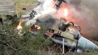 Kolombiya Ordusuna Ait Askeri Helikopter Düştü: 17 Ölü